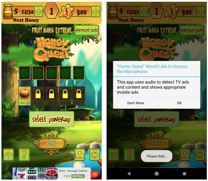Honey Quest - Juego - Android