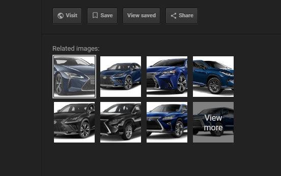 Google sin el Botón de Ver Imágenes