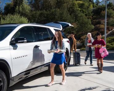 Chevrolet Traverse - Viaje Familiar