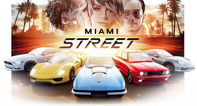 Microsoft Studios - Miami Street