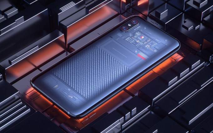 Xiaomi - Mi 8 Explorer Edition