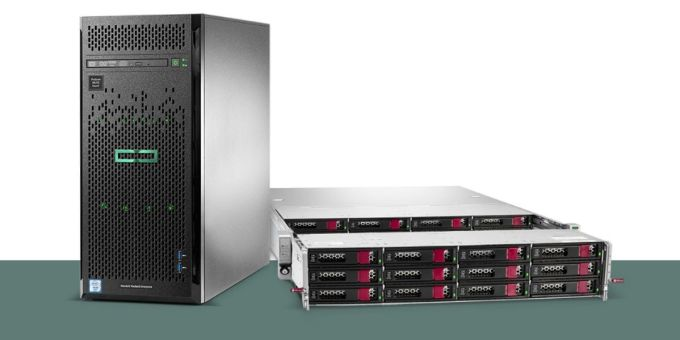 HPE StoreEasy Storage - Sexta Generación