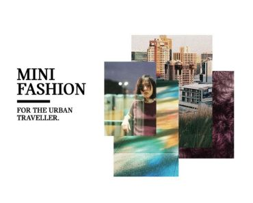 Mini Fashion for the Urban Traveller
