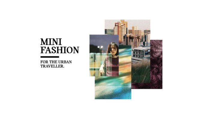 Mini Fashion for the Urban Traveller
