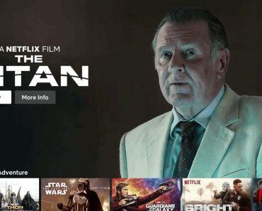 Netflix Nueva Interfaz para TVs