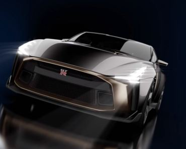 Nissan GT-R50 - Italdesign