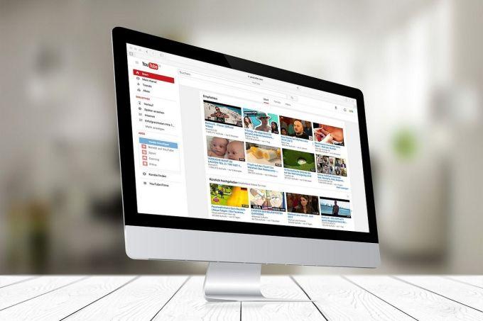 Youtube en Mac