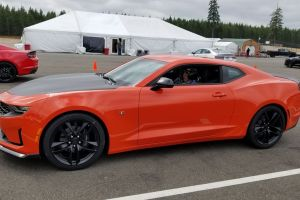 2019 Chevrolet Camaro Turbo 1LE RS