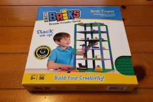 Strictly Briks - Brik Tower