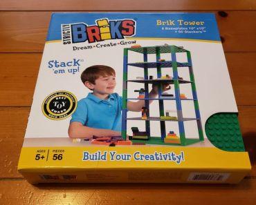 Strictly Briks - Brik Tower