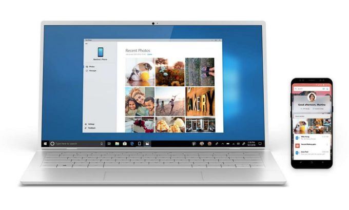 Microsoft Your Phone - Android - Tu Teléfono