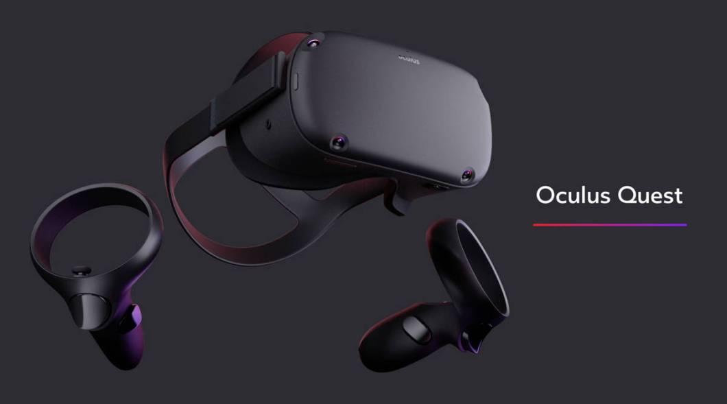 Facebook - Oculus Quest
