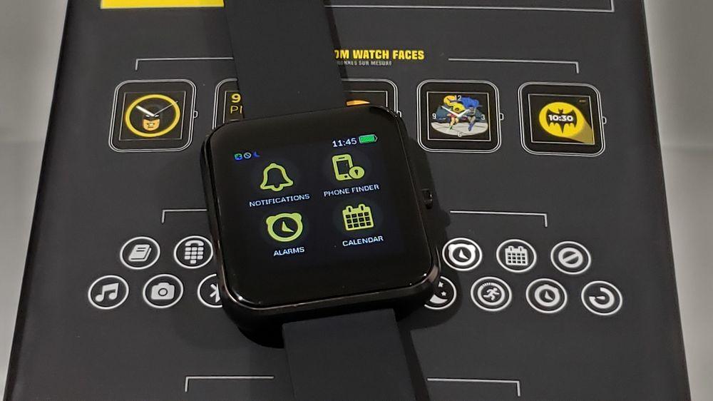 One61 Studio Batman Smartwatch
