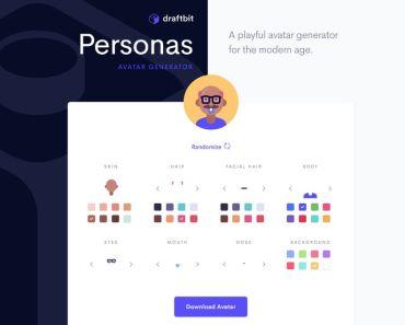 Personas - Generador de Avatares