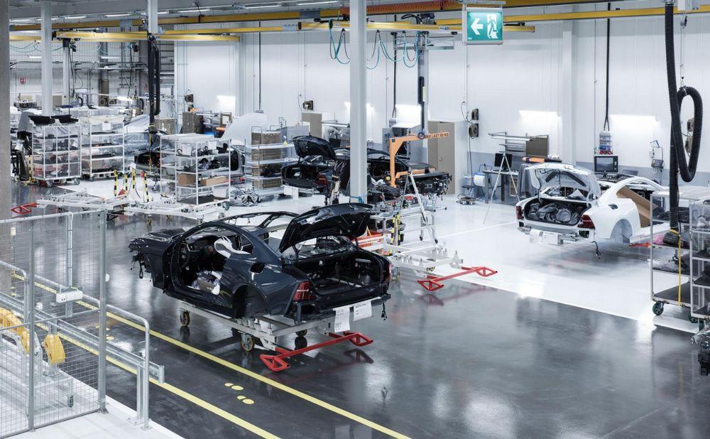 Volvo Cars - Polestar 1