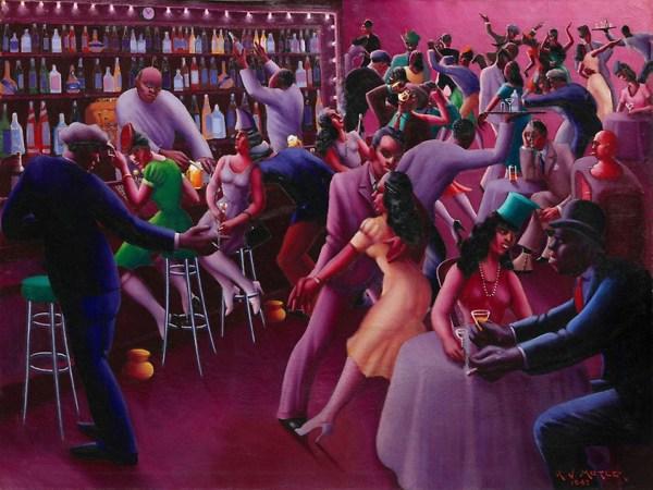 El Instituto de Arte de Chicago puso a disposición del público más de 50.000 imágenes de alta calidad
