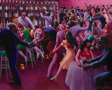 Archibald John Motley Jr - Nightlife