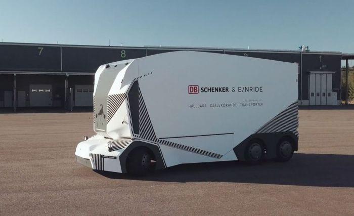 Ericsson, Einride y Telia trabajan en el desarrollo de camiones autónomos sostenibles con 5G
