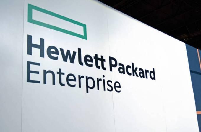 HPE - Hewlett Packard Enterprise