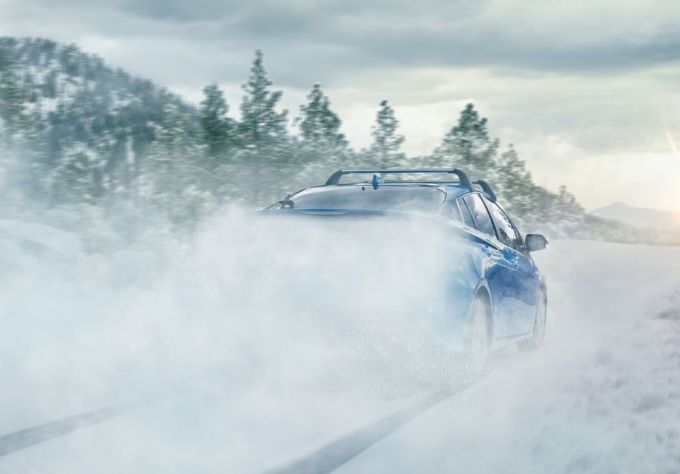 Toyota Prius Hybrid 2019 - Sol y Nieve