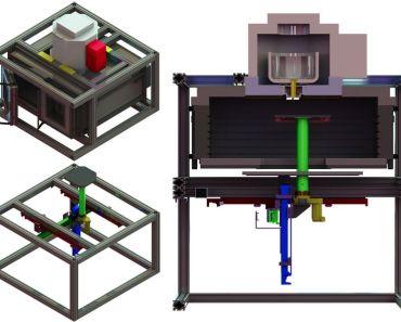 G3DP2 - Impresión 3D - Vidrio