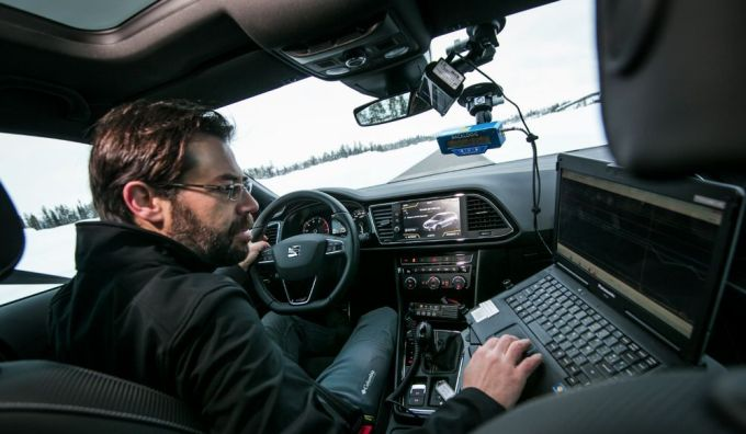 SEAT - Ingenieros del Círculo Polar Ártico