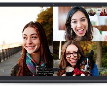 Skype - Subtítulos en Tiempo Real