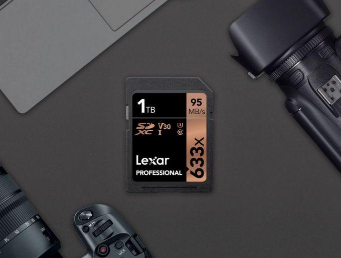 Lexar 633x SDXC UHS-I 1TB