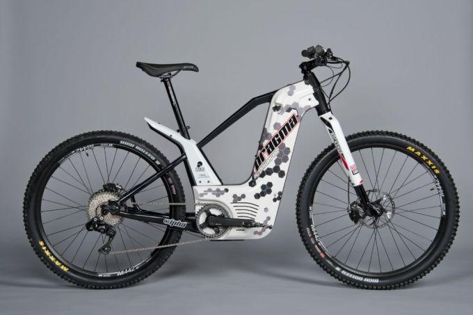 Alpha Bike Mountain Rider