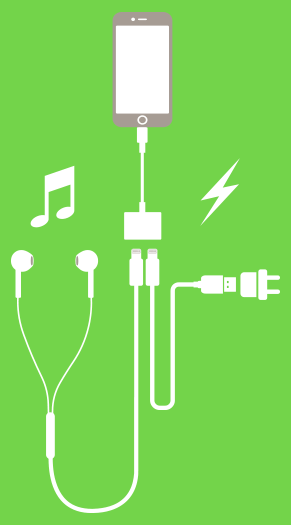 Belkin Rockstar Lightning Audio + Power