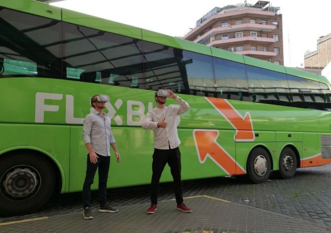 FlixBus - FlixVR