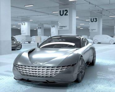 Hyundai - Kia - Vehículos Eléctricos Autónomos - Carga y Estacionamiento