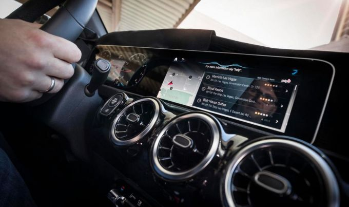 Mercedes-Benz User Experience - MBUX