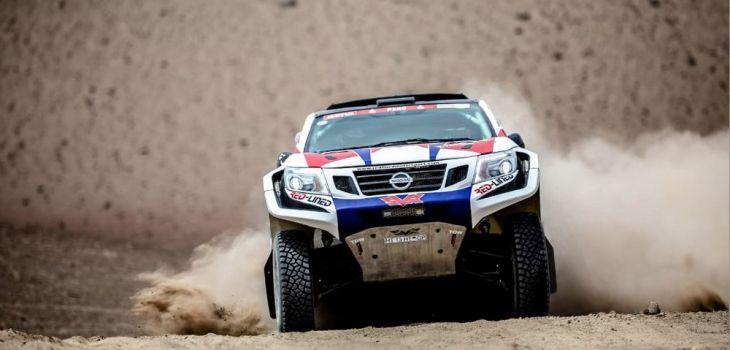 Rally Dakar 2019 - Nissan Frontier Equipo SVR