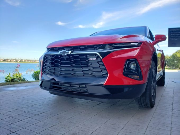 Chevy Blazer RS AWD 2019