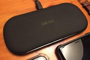Choetec T535-S - Cargador Inalámbrico para Smartphones