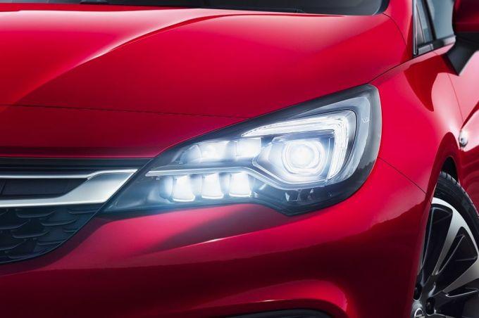 El nuevo Opel Corsa incluirá el revolucionario sistema de iluminación matricial IntelliLux LED 1