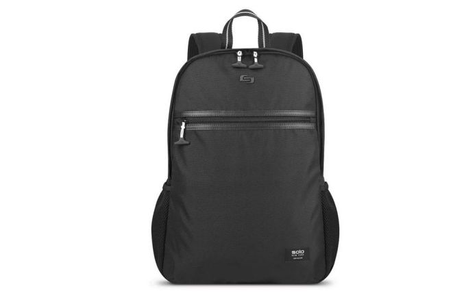 Solo New York Line Up Backpack