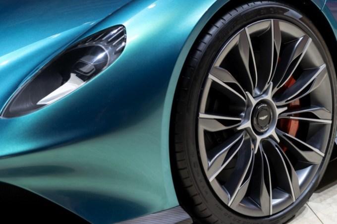 Concepto Aston Martin Vanquish Vision