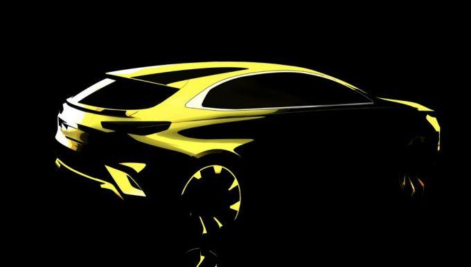 Kia Motors Europa - Nuevo Crossover Kia Ceed