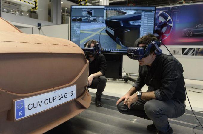 CUPRA Formentor - Realidad Virtual