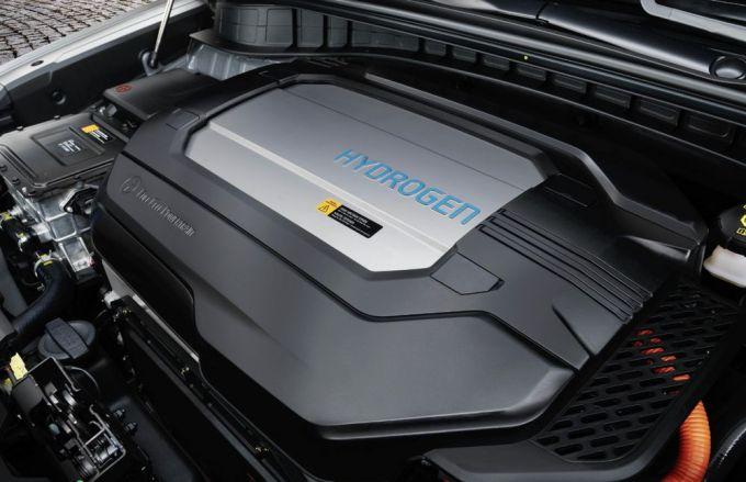 Hyundai NEXO de pila de combustible de hidrógeno