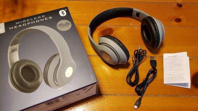 iLive IAHB48 - Auriculares Inalámbricos