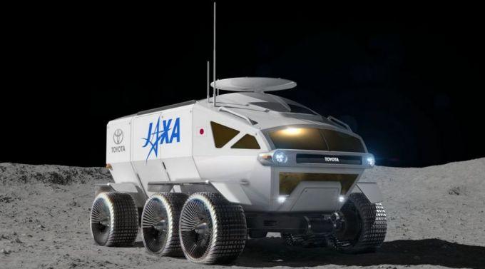 JAXA - Toyota - Rover