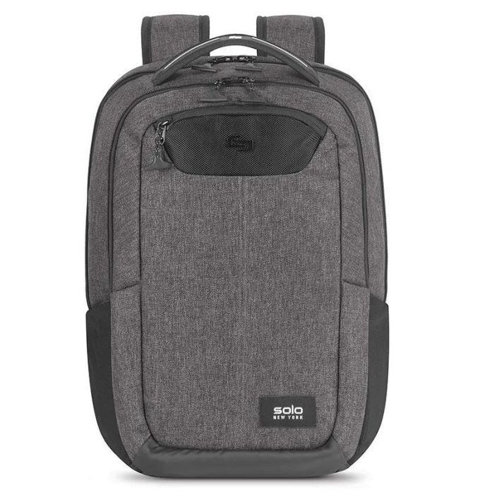 Solo New York - Navigate Backpack
