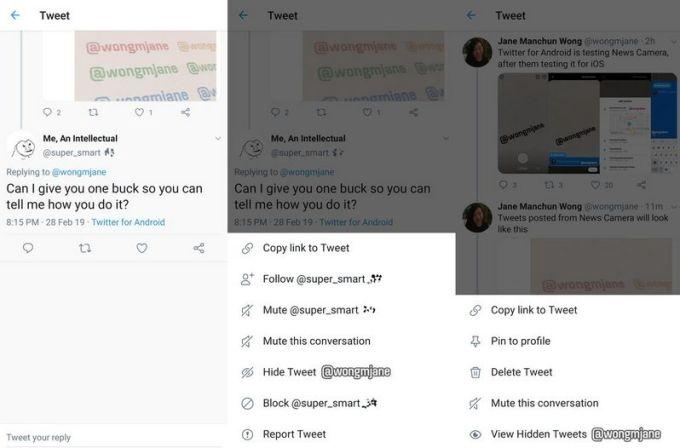 Twitter - Moderación de Comentarios