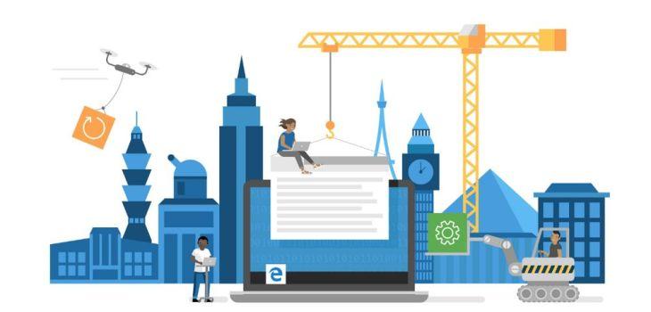 Microsoft Edge Preview - Basado en Chromium