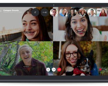 Skype - Vídeo Llamadas Grupales