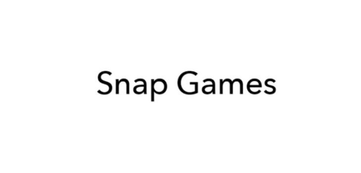 Snapchat Snap Games