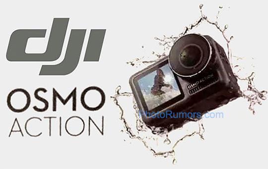 DJI OSMO Action Cámara de Acción